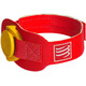 Compressport Timing Chipband Red